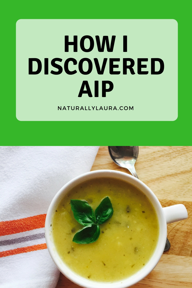 How I Discovered AIP