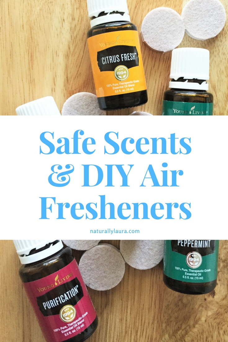 Safe Scents & DIY Air Fresheners