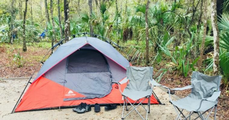 AIP Camping Trip Recap